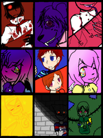 GHS- Fated Squares by Bry-chan