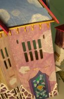 Undersized Urbanite - Surrealism Dollhouse 3 by Kyle-Lefort