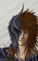 Razel-Break my mask if you can by Lilith-the-5th