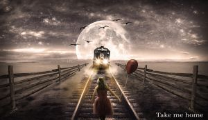 Take Me Home by ImagicnationDesigns
