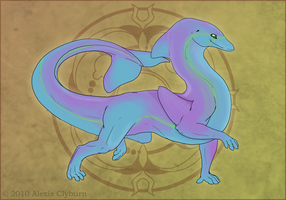 Request 2 - PGB Dolphin Dragon by Elvynne