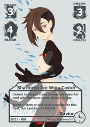 FC: Card preview by Hackwolfin