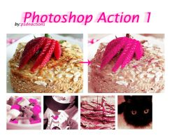 Photoshop Action 1 by psdnactions