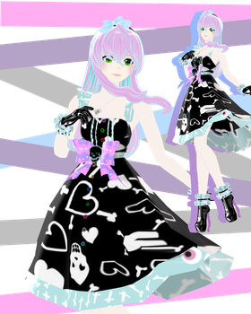 Pastel Goth - DOWNLOAD by YamiSweet