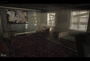 Project FOG - Matvey's Room by AranniHK