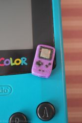 Miniature gameboy color 2 by EmisBakery