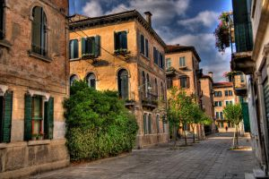 Madonna dell'Orto - HDR by hellslord
