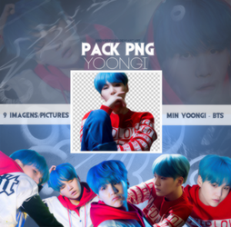 PACK PNG #3 MIN YOONGI - BTS by BrovoStyles