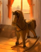 Rocking Horse by arcipello