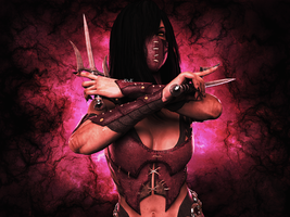 !Mileena! by kennadyxkohai