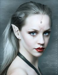 Human Elf by soulretouch