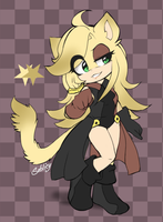 Adoptable Cat (CLOSED) by Subliey
