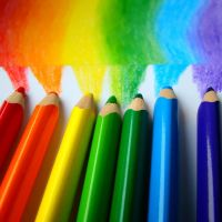 Draw Your rainbow.. by Angie-AgnieszkaB