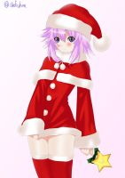Neptune Christmas by shofuhime