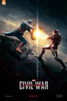 ''Captain America: Civil War'' teaser (VARIANT) by AndrewSS7