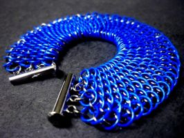 Blue Dragonscale by Divulged