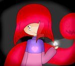 *Scared of ME - Betty* + SPEEDPAINT for Cami... by KiddoDrawsOficial