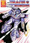 The Transformers - G1 Extra - All In The Style by JoeTeanby