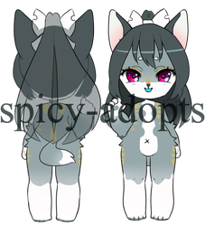Dog Adopt [ CLOSED ] by spicy-adopts