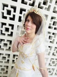 Evillecon 2014: Tangled Ever After Rapunzel by Malindachan