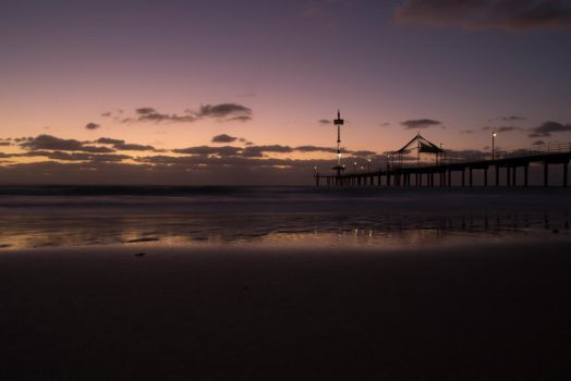 After The Sun Sets #6 - Long Exposure by DylserX