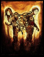 Rusting Love by The-Infamous-MrGates