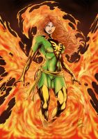 Phoenix by johncastelhano