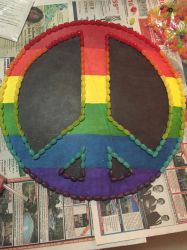 PEACE!  by Surdy12321