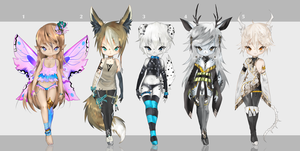 Adopt Auction CLOSED by Tiffany-Tees