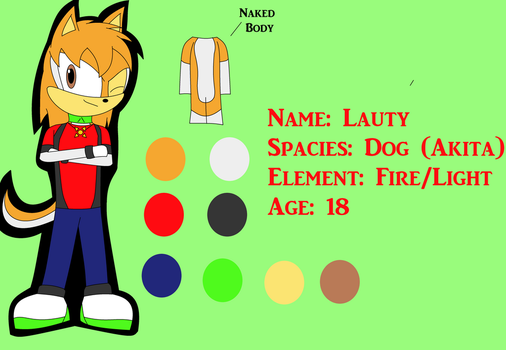 Lauty New Reference by Lautyx2