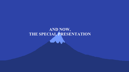 And Now, The Special Presentation Remake Bumper by SmashGamer16