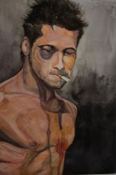 Where is Tyler Durden? by PandaSny