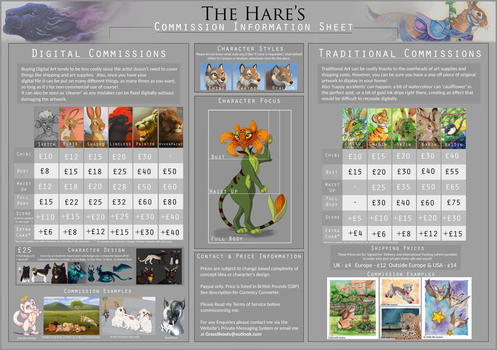 Commission Information Sheet 2017 by The-Hare