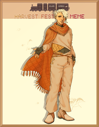 [EE] Harvest Festival Meme by Midnight-Lies