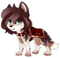 Sleigh Dog Auction [CLOSED] by CynicalAdopts