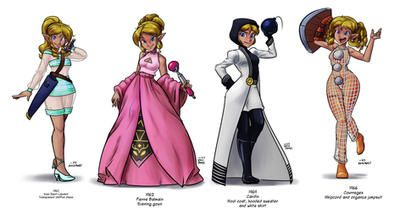 LinkDresses 4 sml by tran4of3