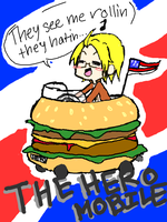 APH: THE HEROOO MOBILE by KAGEnoSORA