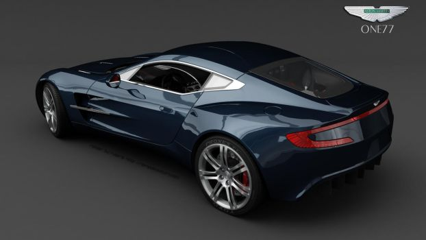 Aston Martin One77 1 by RJamp