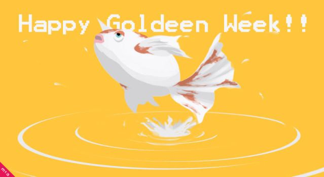 Happy Goldeen Week by mometasone