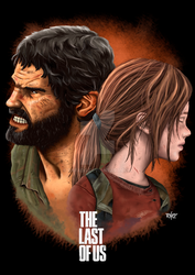 Last of Us - Emotional Load by RafaDG