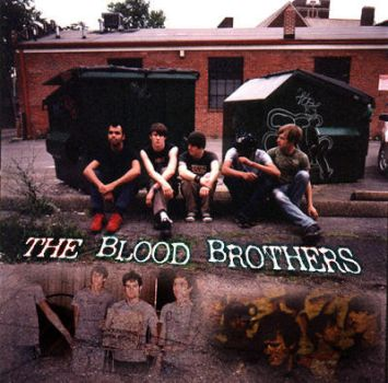 The Blood Brothers by YoukilledTheScene