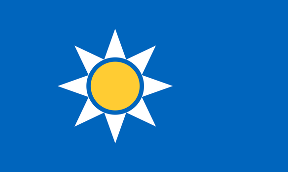 Flag of the Shavian Commonwealth by Luis2100PT