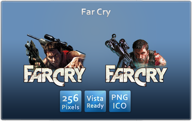 Far Cry Icons by UltimateAoshi