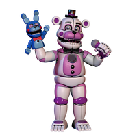 Funtime Freddy V.5 by EndyArts