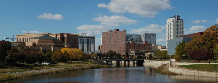 Rochester Downtown 1 2010-1001 by eRality