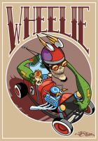hot rod weelie by autero