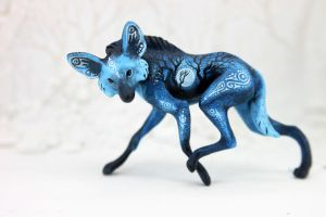Maned Wolf Moon Wanderer by hontor