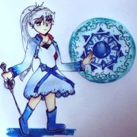 Weiss by manateePhysicist
