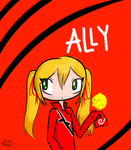 Ally is back! by CuriosityKitty