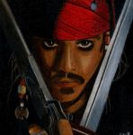 Jack Sparrow 2 by Nathair23